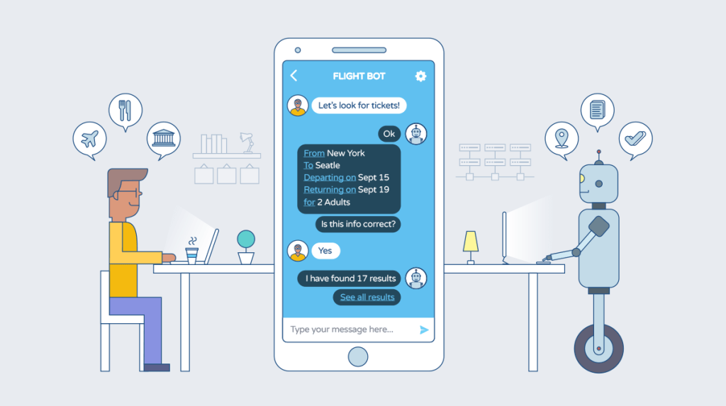 """Hi, What Can I Help You With?"" Up Your Conversions with Chatbots"