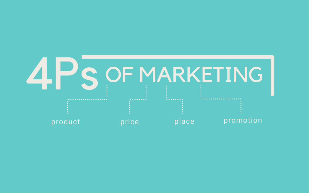 Rethinking the 4P's of Marketing in the COVID-19 Era: Product, Price, Place, Promotion