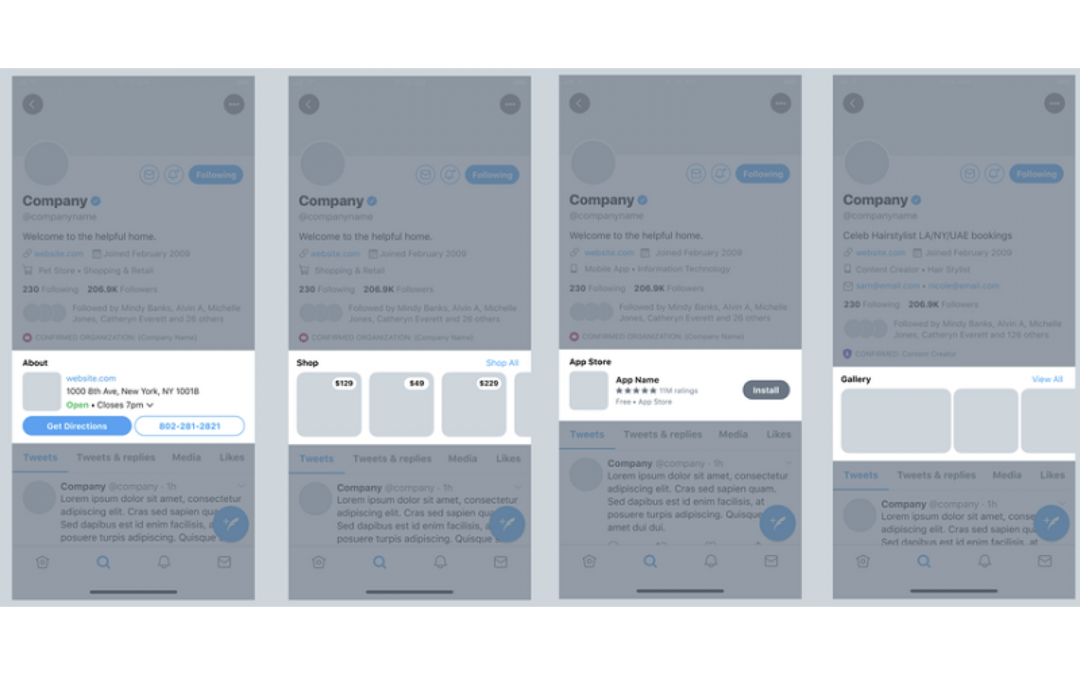 Twitter Launches Professional Profiles…Finally?